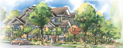 Burnaby Pre-Construction Condo Residences at High Gate Village called Kingsgate Gardens Townhomes and Condominium Suites are now for sale