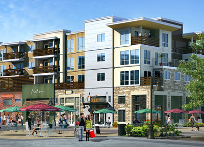 The Morgan Crossing Community is a master planned Surrey real estate development property