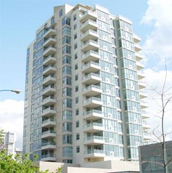 The new Central Lonsdale Silva North Vancouver affordable condos and apartments