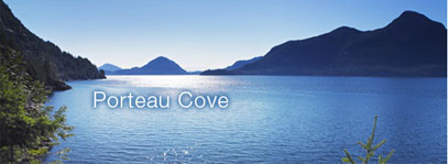 Porteau Cove real estate living is the best waterfront experience you and your family will have.  Brought to you by the Squamish Nation, Concord Pacific's Porteau Cove will be a masterplanned presales development launching in 2008